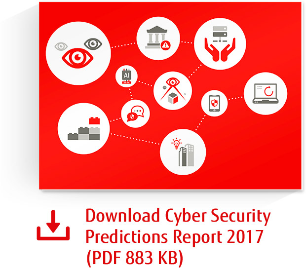 Download Cyber Security Predictions Report 2017 PDF