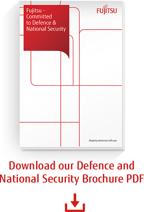 Download our Defence and National Security Brochure PDF