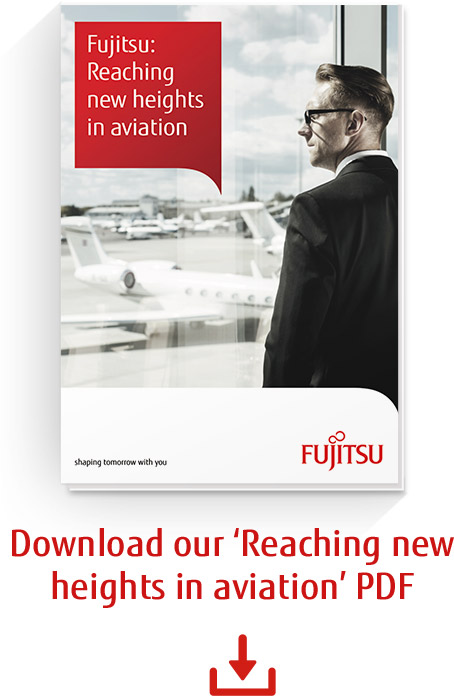 Download our 'Reaching new heights in aviation' PDF