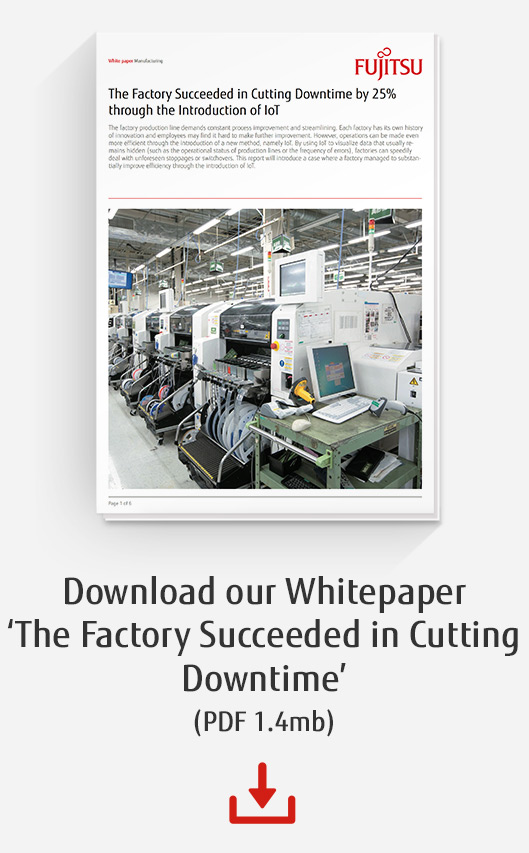 Download our Whitepaper                                                 'The Factory Succeeded in Cutting Downtime'                                                 (PDF 1.4mb) ________________________________________
