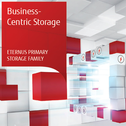 ETERNUS Primary Storage Portfolio