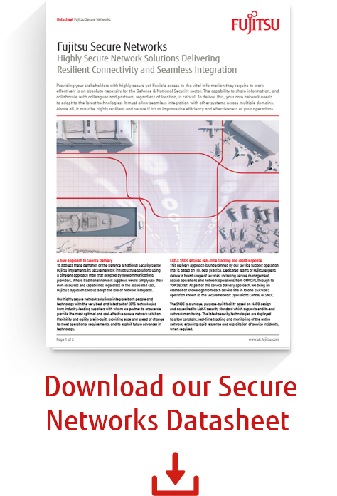 Download our Secure Networks Datasheet PDF