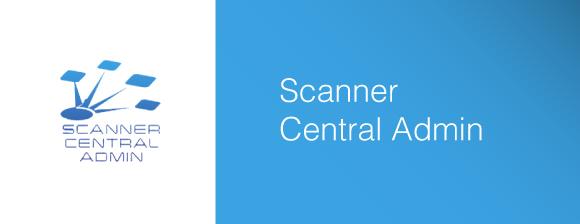 Fujitsu Scanner Central Admin Network Software - Fujitsu