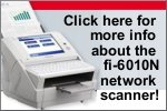 Click here for more info about the fi-6010N network scanner!