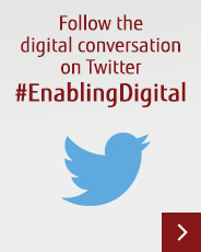 Follow #EnablingDigital on Twitter