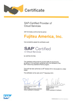 SAP Global Cloud Certification