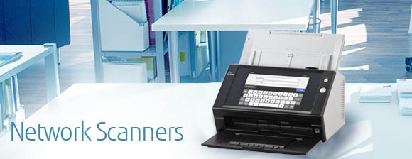 fi Series Network Scanners for Document Management - Fujitsu United