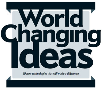 World Changing Idea