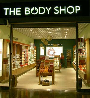 Body Shop Suomi