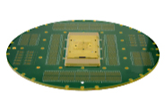Organic Probe Card for Logic LSI (Interposer Integrated Type)