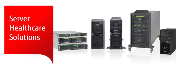 Fujitsu Servers for Healthcare Industry