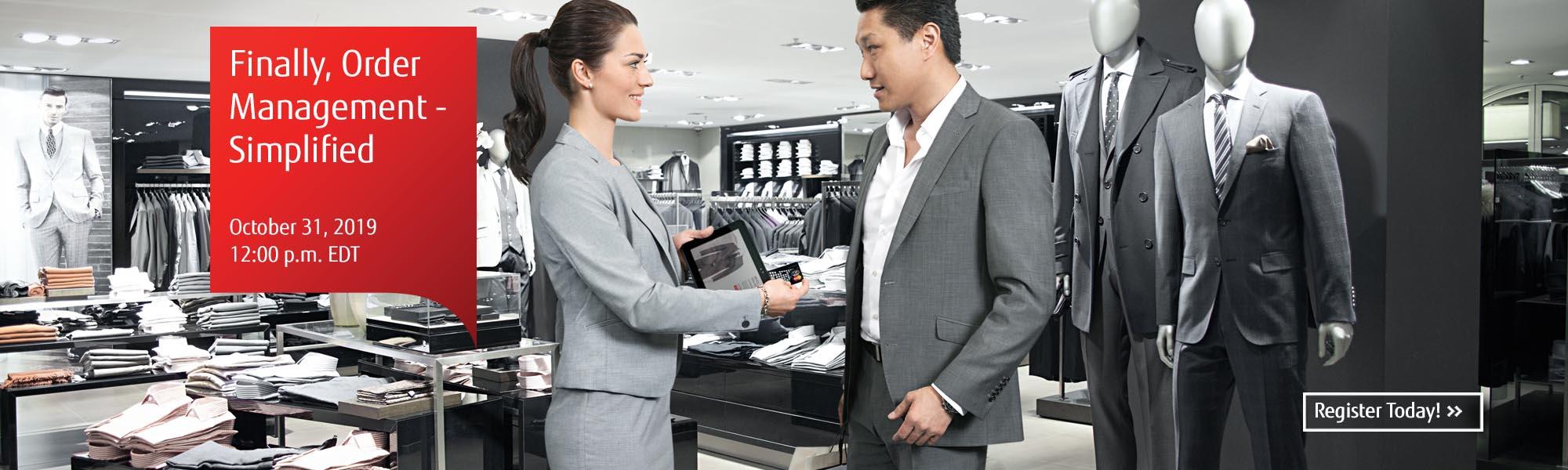 Simplified Retail - Webinar