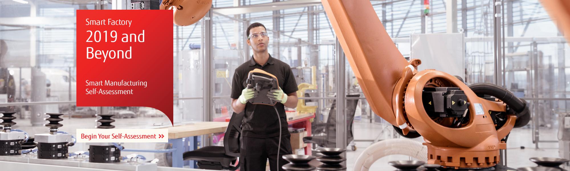 Fujitsu Smart Manufacturing Assessment
