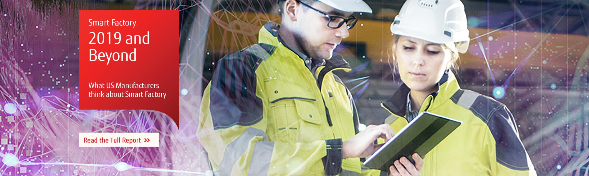 Fujitsu Smart Factory 2019 and Beyond