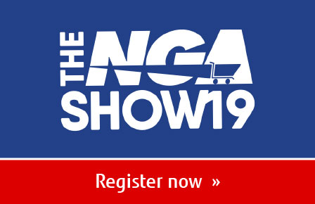 The NGA Show 19, Register now