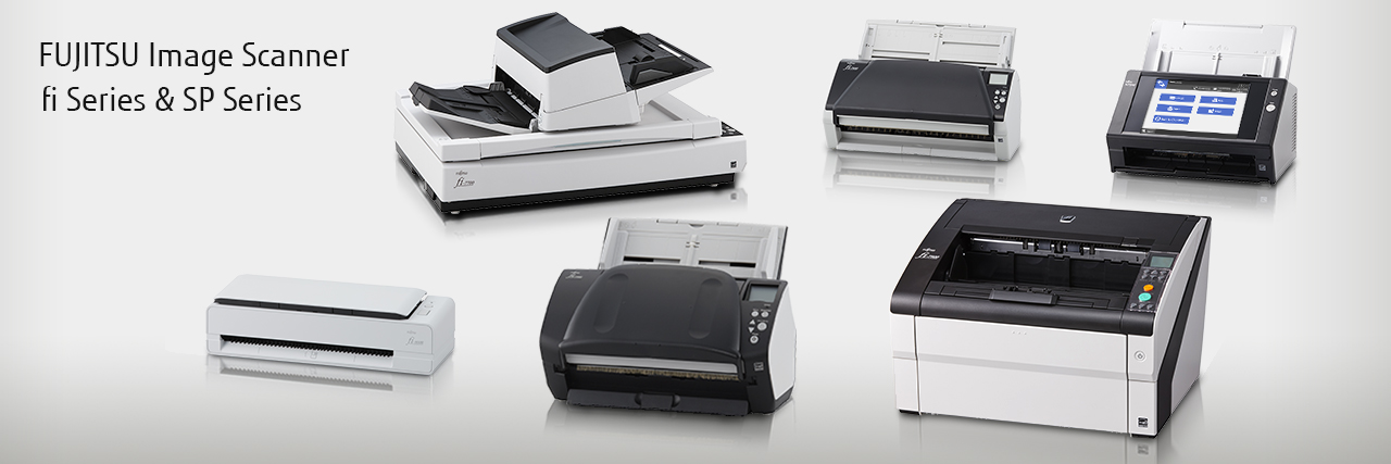 FUJITSU Image Scanner fi Series and SP Series