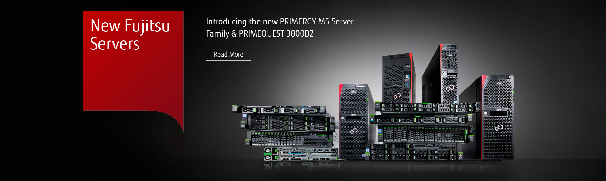 PRIMERGY M5 Server Family