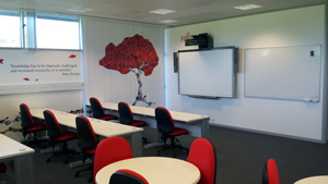 Fujitsu Scanners Knowledge Suite smart board