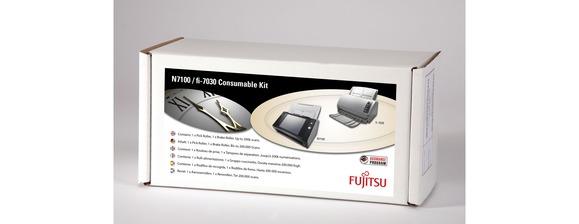 Consumables Kit for N7100 from Fujitsu