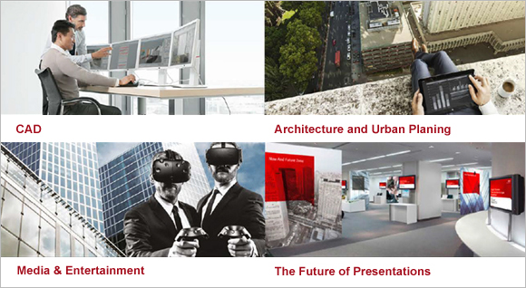 Fujitsu workstations and Virtual Reality