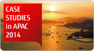 FUJITSU Case Studies in ASIA Pacific